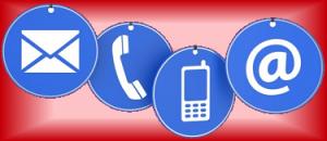 Kontakt - ikona