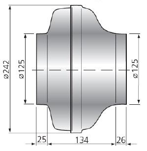 Rysunek CK 125C