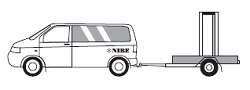 Transport wymiennika