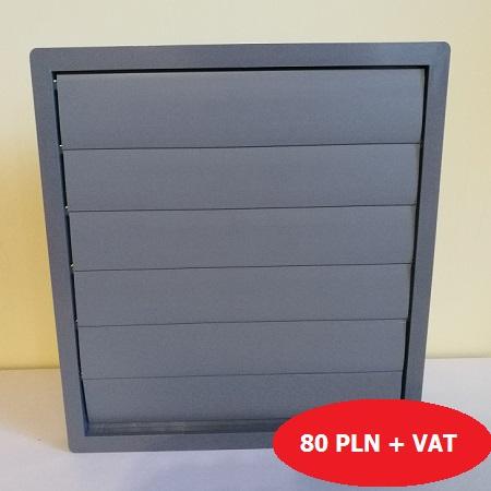 Żaluzja PER-200 W - cena 80 PLN + VAT