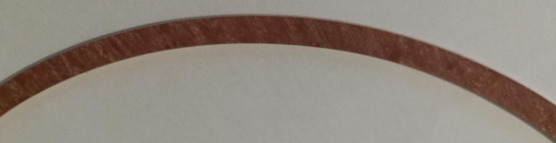 Uszczelka - szczegół lewy