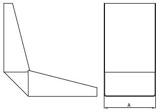 Rysunek - podstawka FLX-FAX